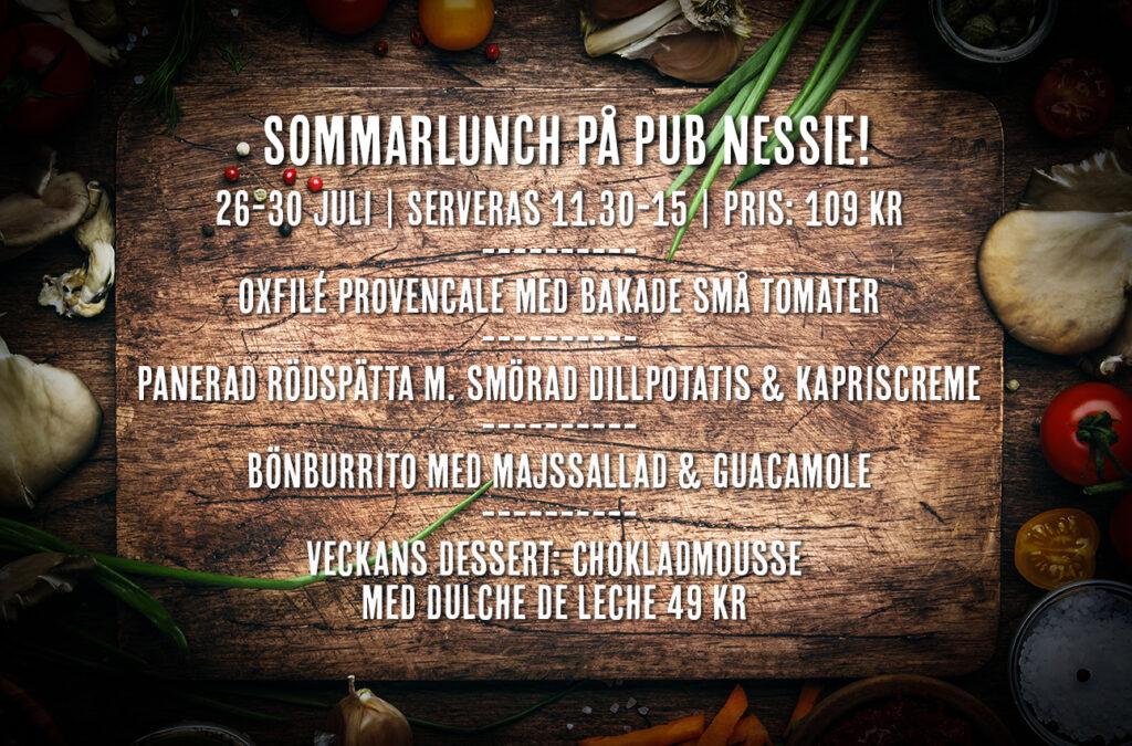 Nessie Lunch v 30